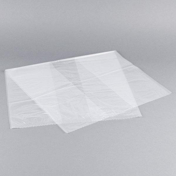 "Plastic Food Bag 18"" x 14"" x 32"" - 250/Box"