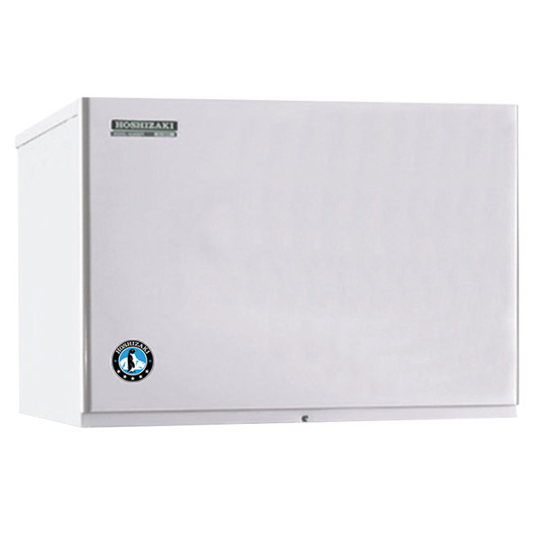 "Hoshizaki KML-500MWJ 30"" Low Profile Modular Water Cooled Crescent Cube Ice Machine - 543 lb."