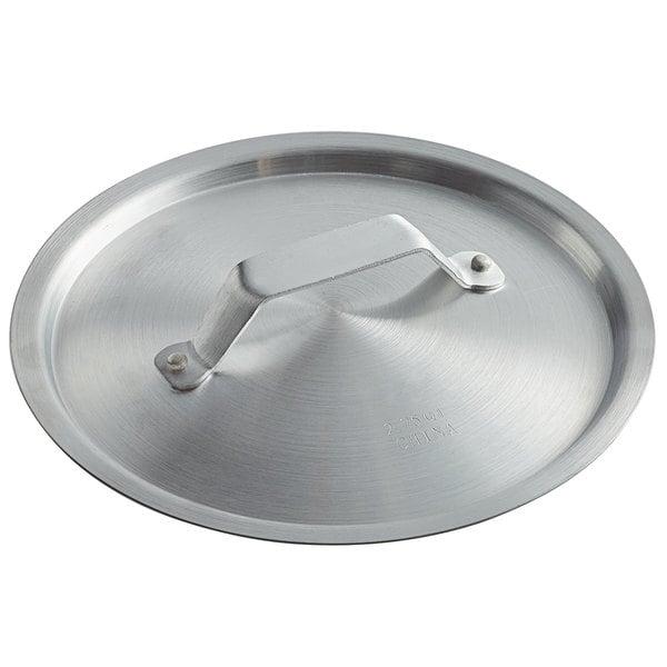 "8 3/8"" Aluminum Pot / Pan Cover Main Image 1"