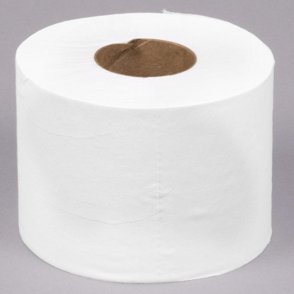 Morcon M600 2 Ply 600 Sheet Toilet Paper Roll 48 Case