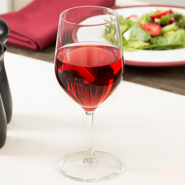 Stolzle 3760001T Ultra 16 oz. Red Wine Glass - 6/Pack