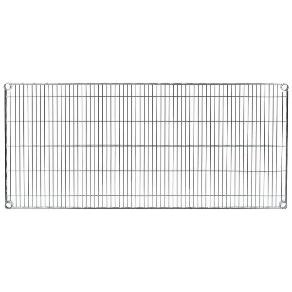 "Metro 2454NC Super Erecta Chrome Wire Shelf - 24"" x 54"""