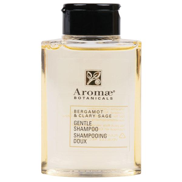 Aromae Botanicals Bergamot and Clary Sage 1 oz. Shampoo  - 160/Case