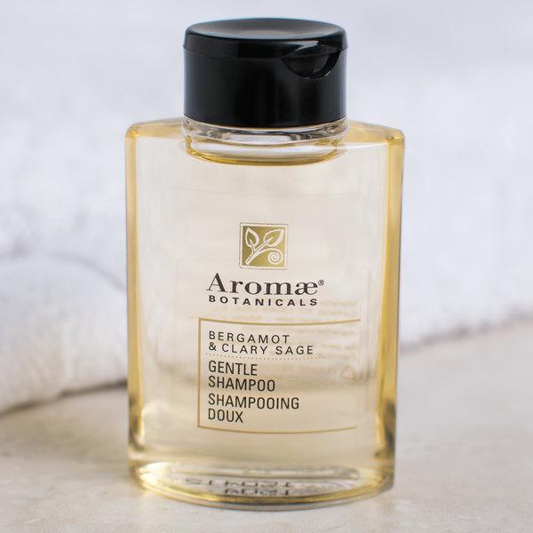 Aromae Botanicals Bergamot and Clary Sage 1 oz. Shampoo - 160/Case Main Image 6