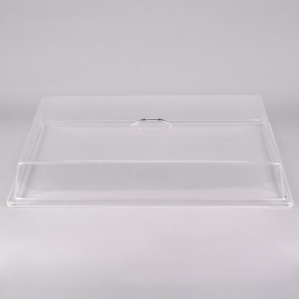 Carlisle SC2507 18 inch x 26 inch x 4 inch Rectangular Pastry Tray Cover
