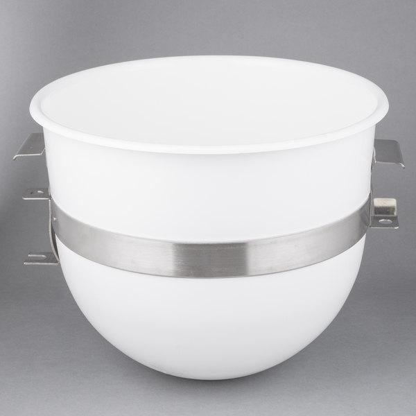 Hobart Equivalent 20 Qt. Plastic Mixing Bowl for HL200 Legacy Series Mixers Main Image 1