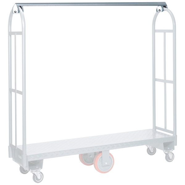 Winholt GR-60KD / RX Garment Bar for 300-60D and 300-60D / PU U-Boat Utility Carts