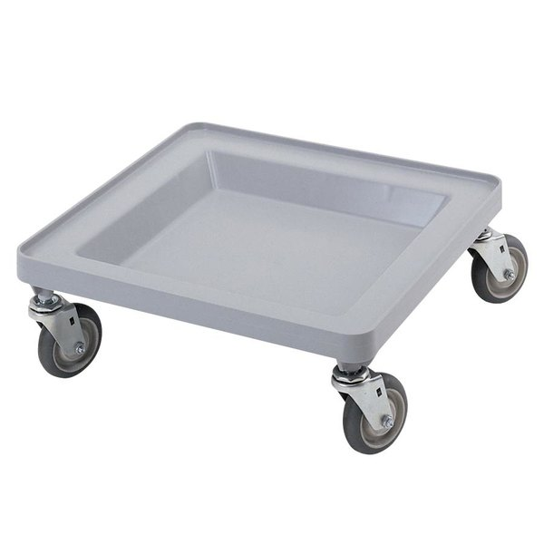 Cambro CDR2020 Soft Gray Camdolly Dish / Glass Rack Dolly Main Image 1