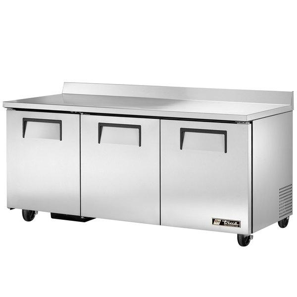 True TWT-72 72 inch Worktop Refrigerator