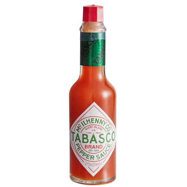 TABASCO® 2 oz. Original Hot Sauce - 24/Case Main Image 1