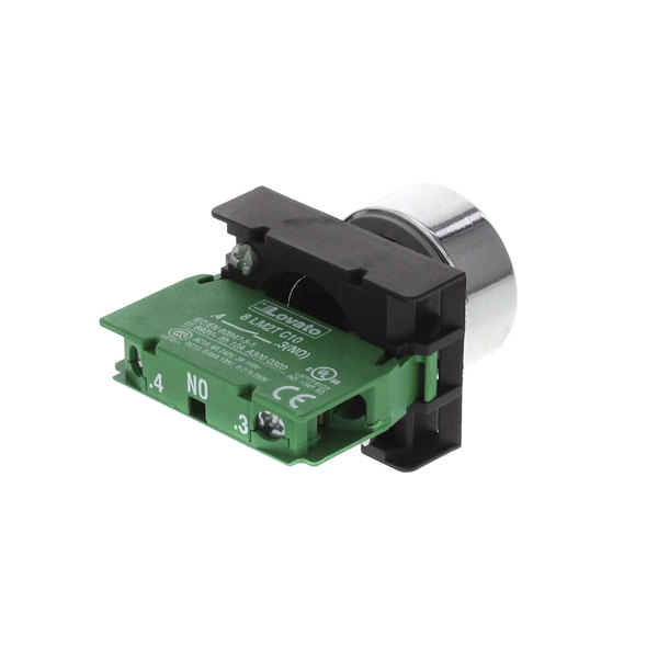 Jet Tech 20519A On/Off Power Switch (Chrome) Main Image 1