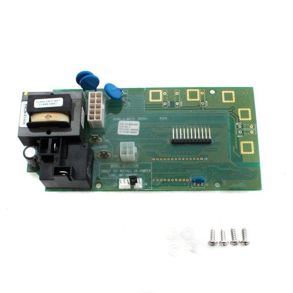Bunn 38956.1003 Control Board Main Image 1