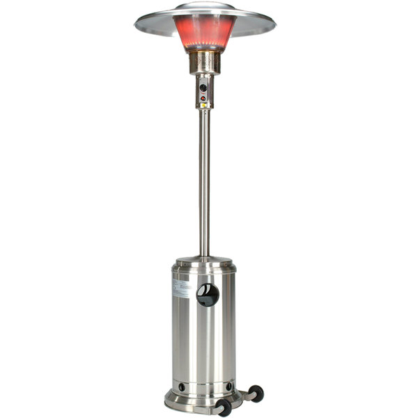 ... Commercial Outdoor Patio Heater   38,000 BTU. Main Picture · Image  Preview