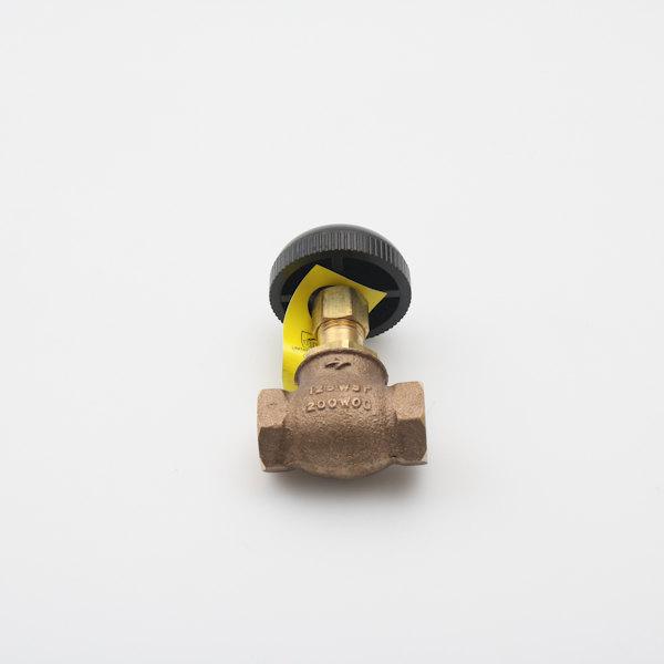 Legion 440218 1/2 Brass Valve