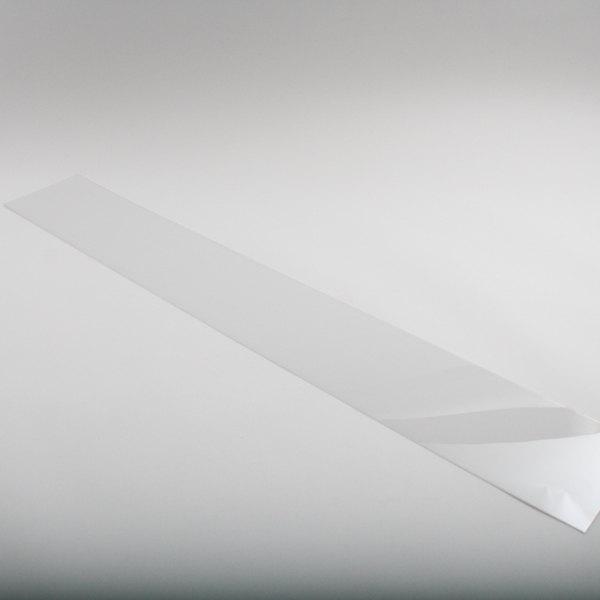 Beverage-Air 409-445C-001 White Flat Cover Main Image 1
