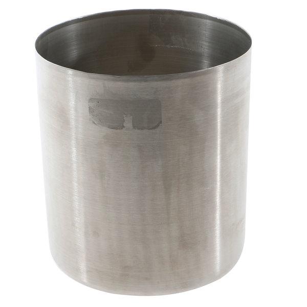 APW Wyott 4359350 Stainless Steel Bain Marie Pot, #10