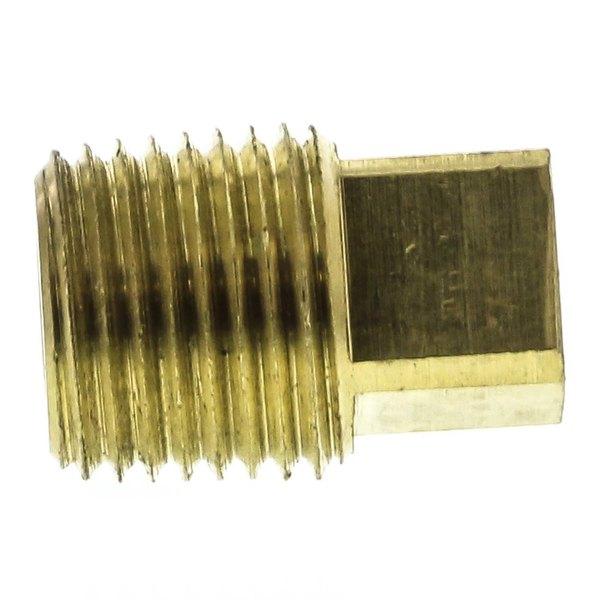 """Jackson 4730-209-07-37 Plug 1/8"""", Brass"""