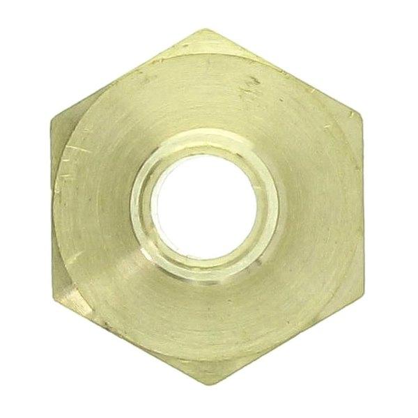 Market Forge 08-4892 Coupler, Brass Main Image 1