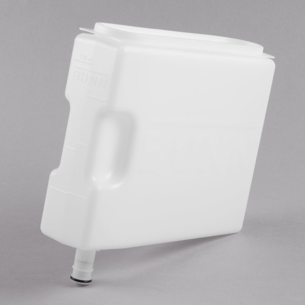 Bunn 39302.0000 1 Gallon Juice Container for JDF Series Beverage Dispensers Main Image 1