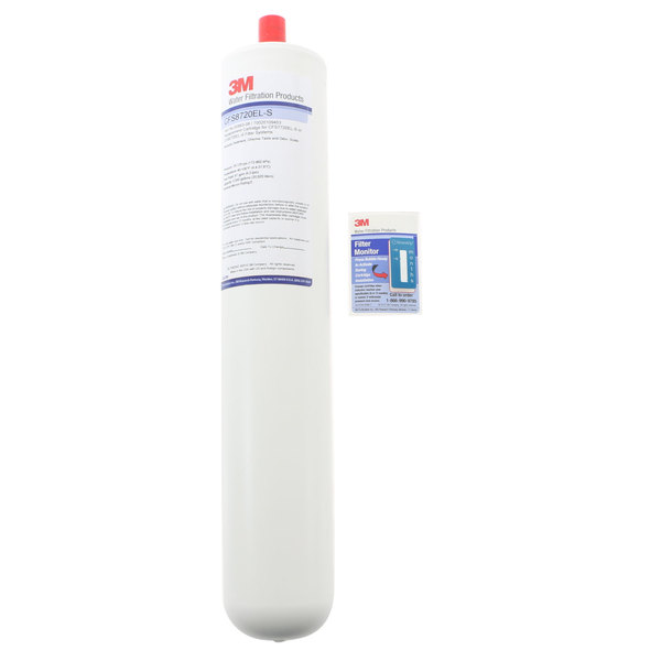 3M Water Filtration Products 55893-08 Filter Cartridge(Cfs8720el) Main Image 1