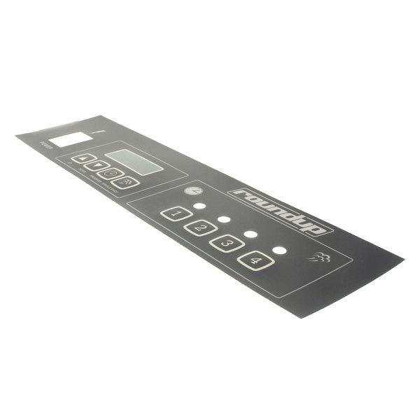 Antunes 1001055 Control Panel Label