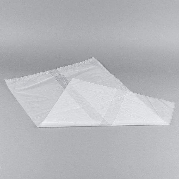 "Plastic Food Bag 20"" x 18"" x 30"" Extra Heavy - 200/Box"