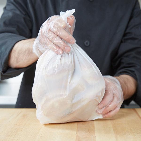 #12 Wet Pack High Density Grocery Bag - 500/Box