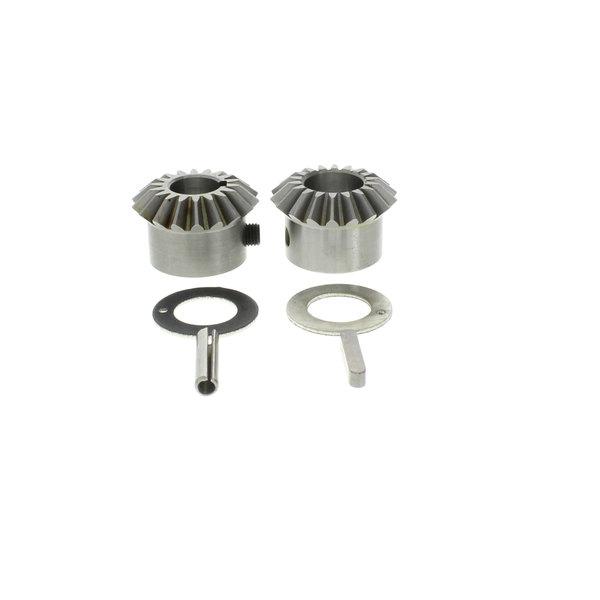 Univex 1062217A Gear Complete Set