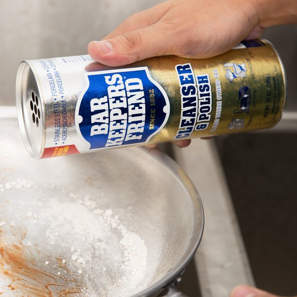 Bar Keepers Friend 11514 21 oz. All Purpose Cleaning Powder