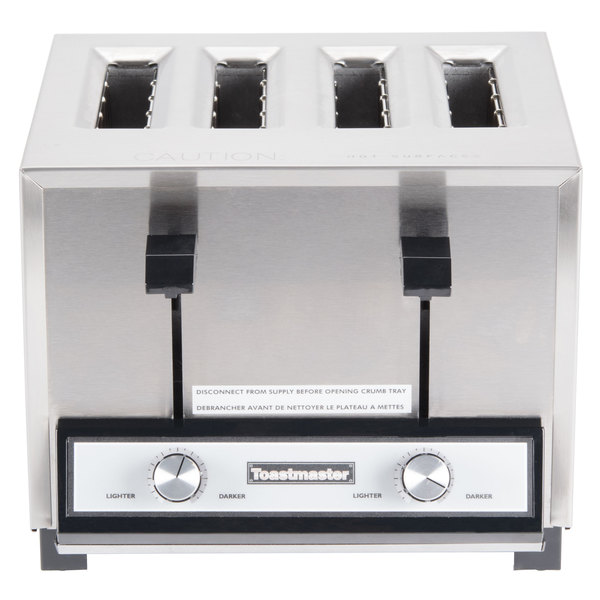 Toastmaster Tp424 4 Slice Pop Up Commercial Toaster 208