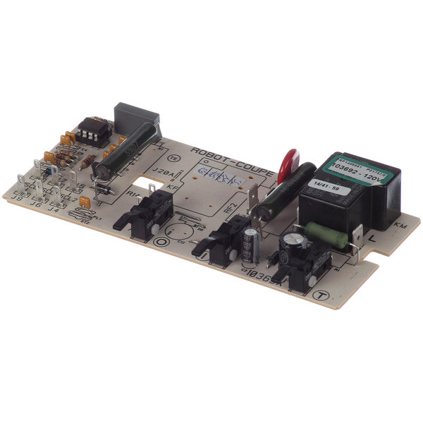 Robot Coupe 103692S Pc Board Main Image 1