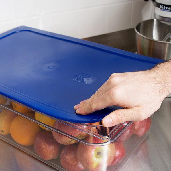 Carlisle 10212B60 Smart Lid Full Size Soft Food Pan Cover