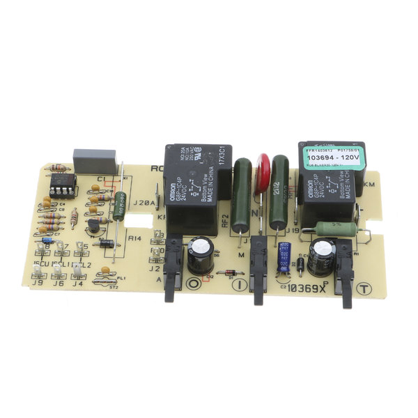 Robot Coupe 103694S Circuit Board Main Image 1