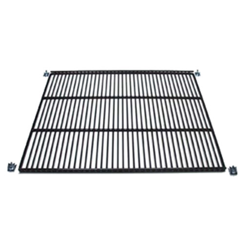 "True 909160 Black Coated Wire Shelf - 22 9/16"" x 18 1/4"" Main Image 1"