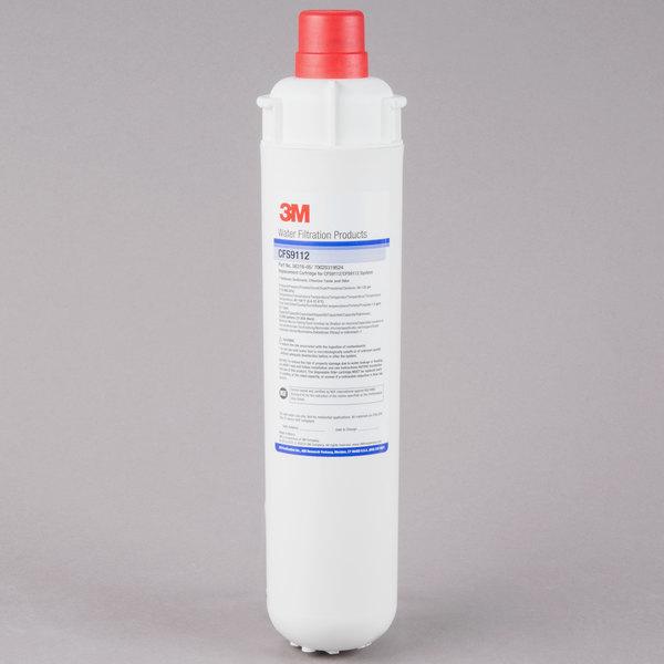 "3M Cuno CFS9112 14 3/8"" Retrofit Sediment, Chlorine Taste and Odor Reduction Cartridge - 1 Micron and 1.5 GPM"