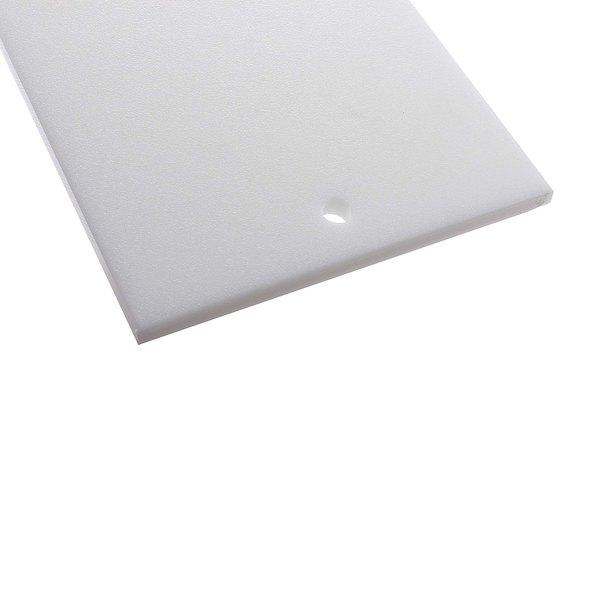 Delfield 1301451 Board,Polyethelene, Main Image 1