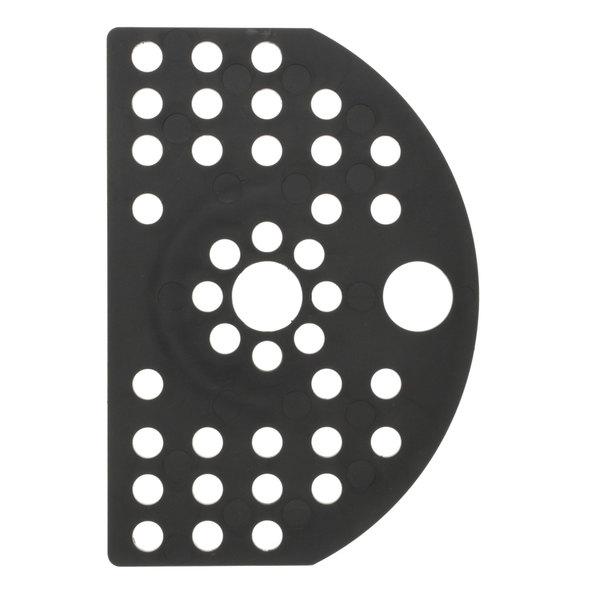 Crathco 61617 Cover, Plastic Round