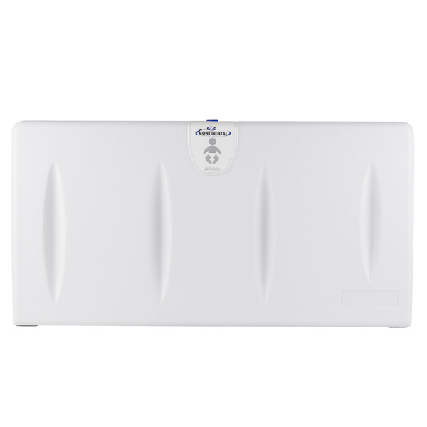 Continental 8252-H Horizontal Baby Changing Station / Table Main Image 1