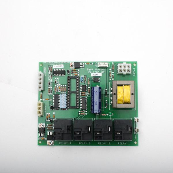 Beverage-Air 19-1704-02 Control Board