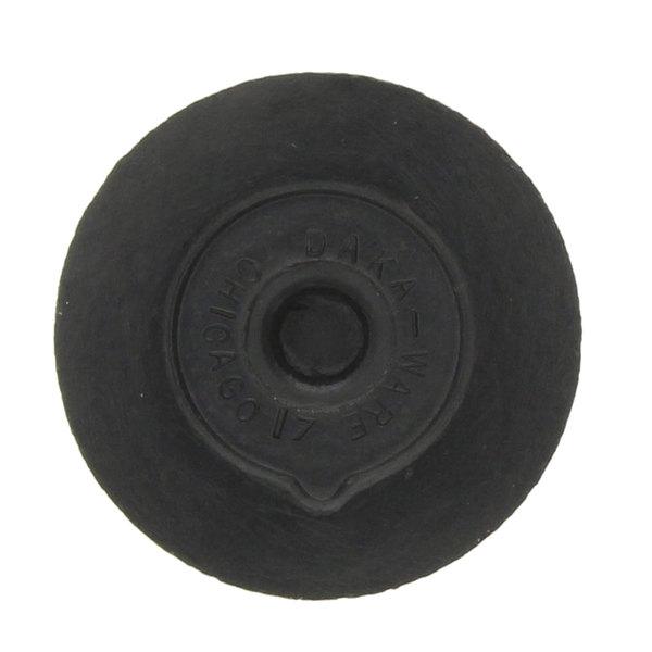 BevLes 781189 Ctrl Knob, 1.50 Dia .25 Mtg Hole Main Image 1