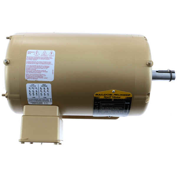 Blakeslee 97660 2hp Motor 208/230/460-60-3ph Main Image 1
