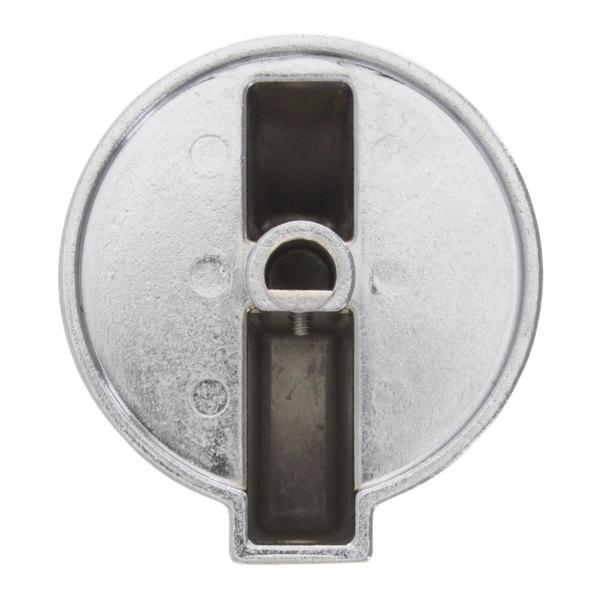 Tri-Star 8706335 Knob, Metal Ckline .375 W.#6-32 Main Image 1