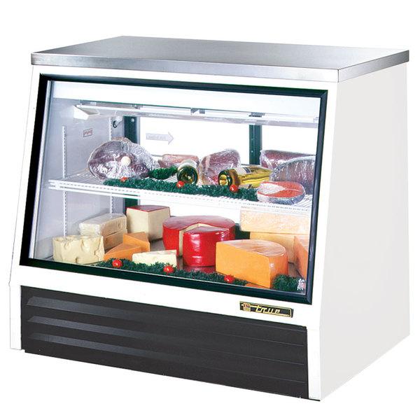 True TSID-48-2-L Low Height Refrigerated Deli Case