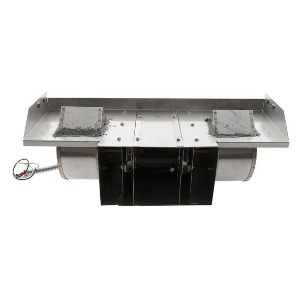 BevLes 784346 Motor Double Shaft