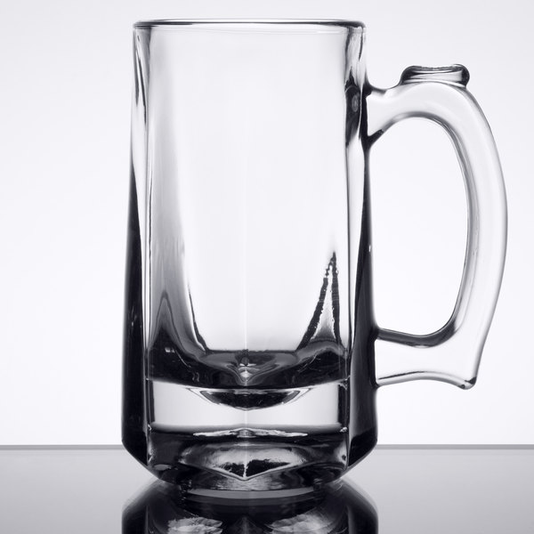Anchor Hocking 1170U Clarisse 10 oz. Beer Tankard  - 12/Case