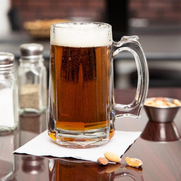 Anchor Hocking 1170U Clarisse 10 oz. Beer Tankard - 12/Case