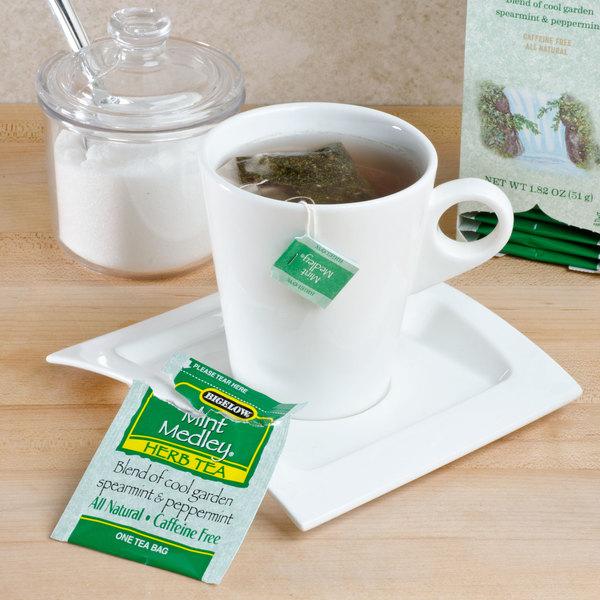Bigelow Mint Medley Herb Tea - 28/Box