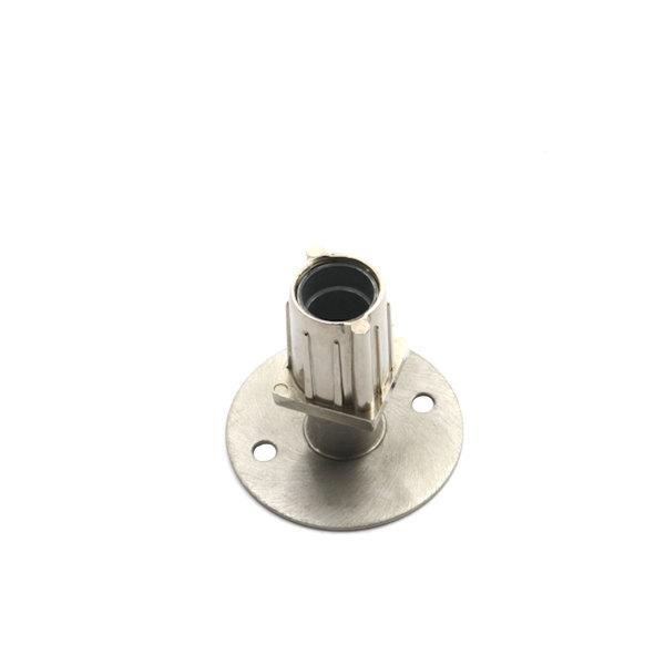 Component Hardware A14-0654-C Sq Adj Ft Ss 1 1/2 F