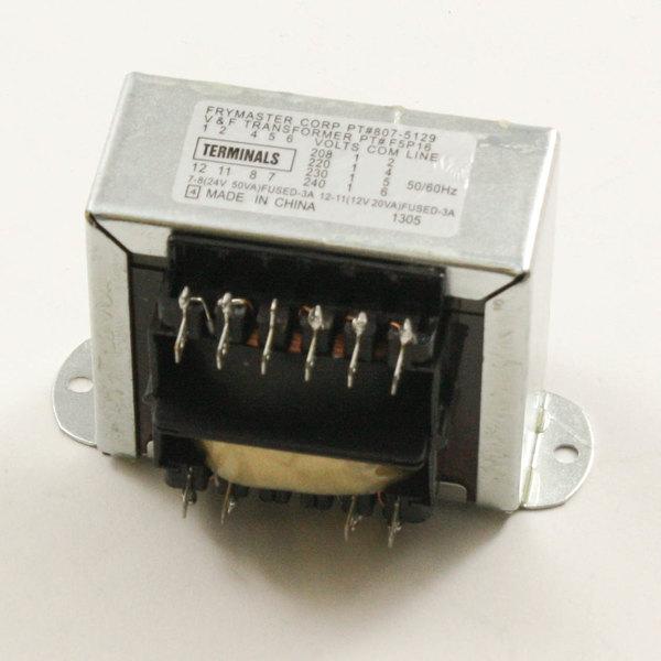 Frymaster 8075129 Transformer, V/F Dual Voltage