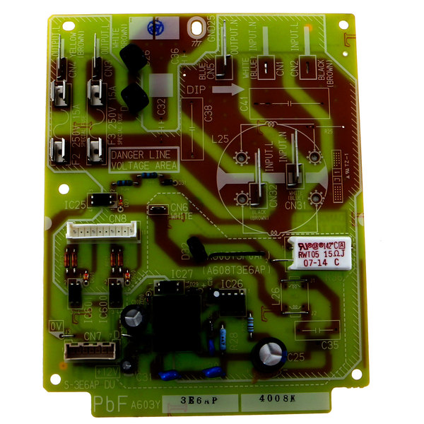 Panasonic A603Y3E60AP Pcb Board Main Image 1
